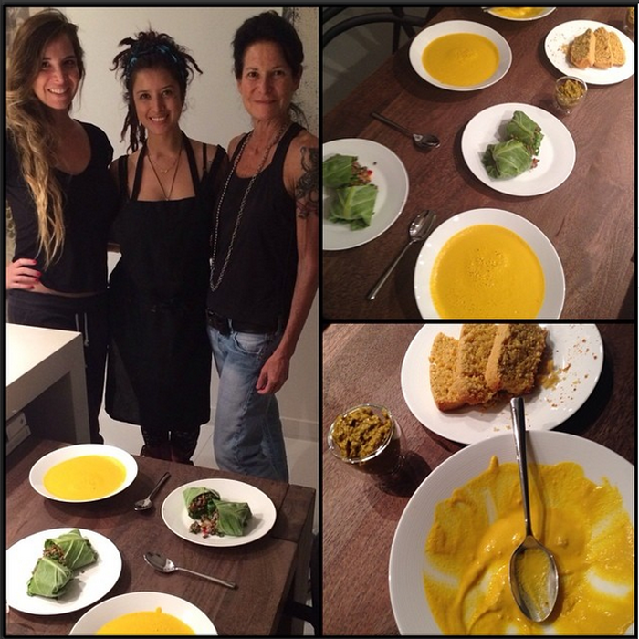 Cooking Class with Pamela Wasabi02