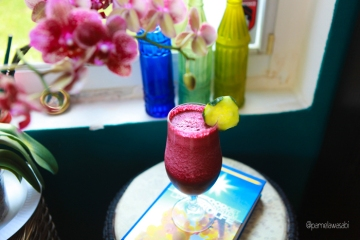 Beet Mint Smoothie01