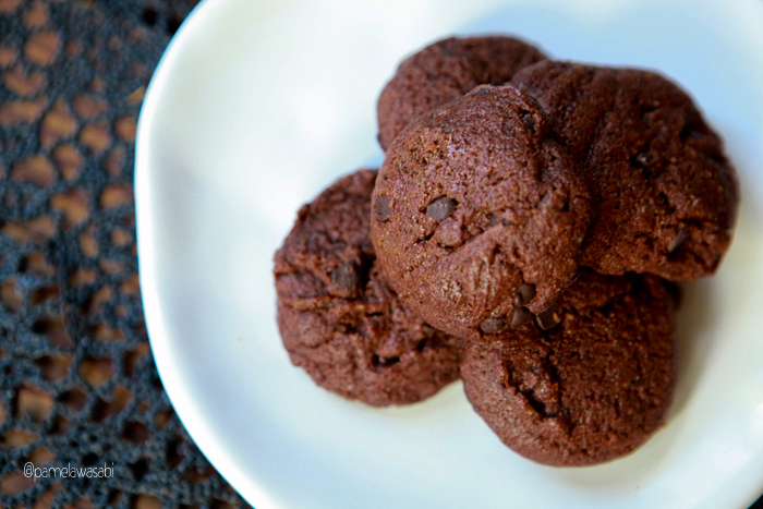 Double Chocolate Cookies02