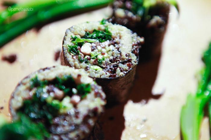 Quinoa Sushi_Vegan07