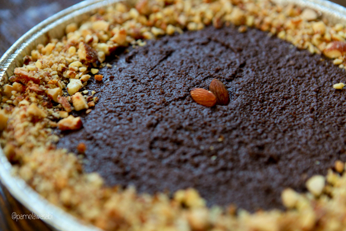 Raw Peanut Butter Cup Pie00