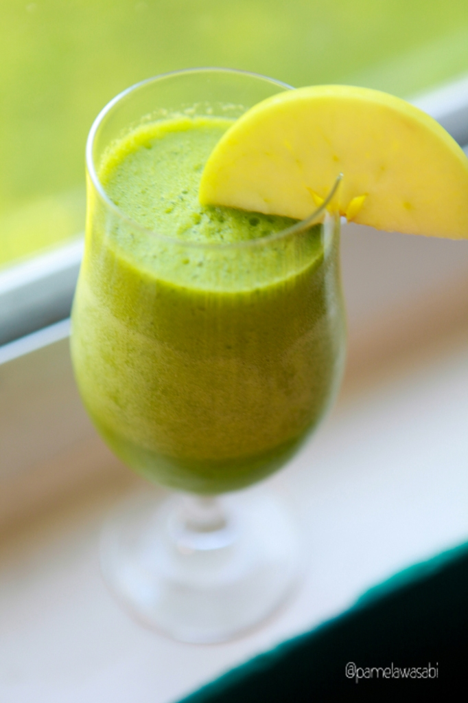 The Daily Green Smoothie01