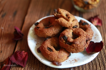 Cinnamon Raisin Bagels_Vegan_Recipe00