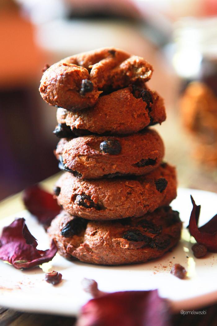 Cinnamon Raisin Bagels_Vegan_Recipe02