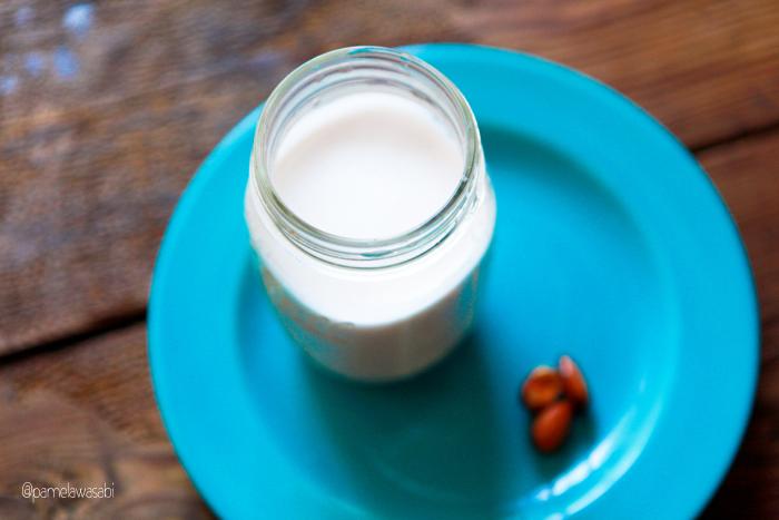 Homemade Almond Milk_Vegan_Recipe07