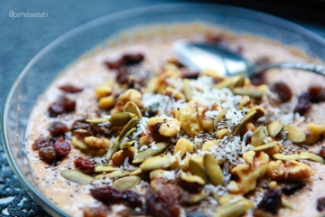 Raw Banana Buckwheat Porridge_Vegan_Recipe07