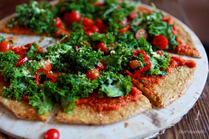 Gluten Free Pizza Crust_Vegan_Recipe02