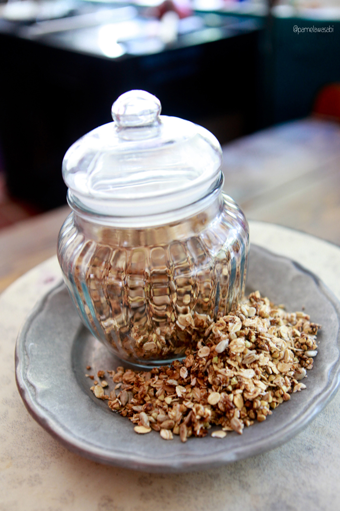 Dry Roasted GranolaVegan Recipe00