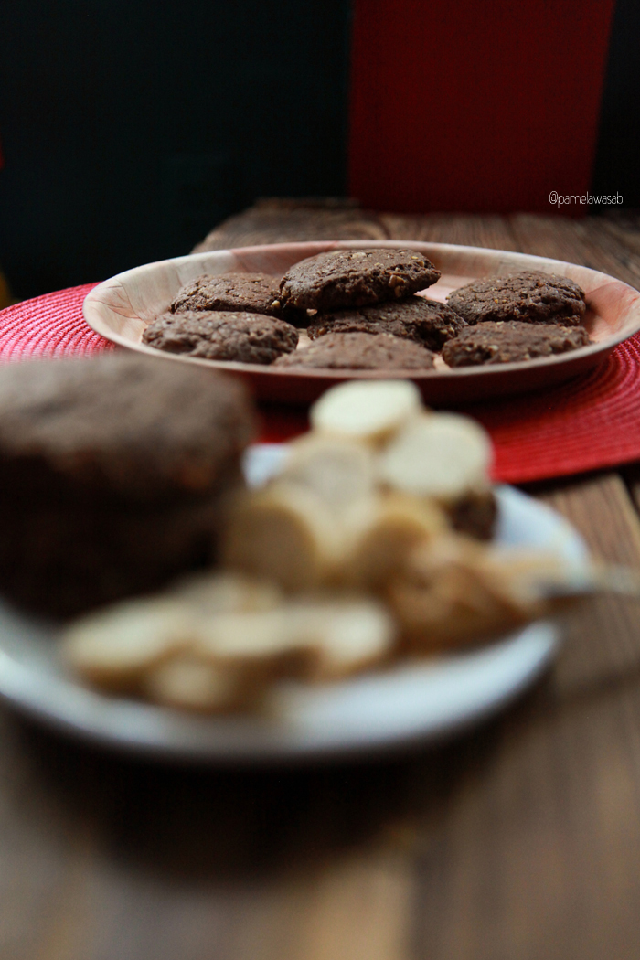 No-Flour Choco Peanut Butter CookiesVegan Recipe00