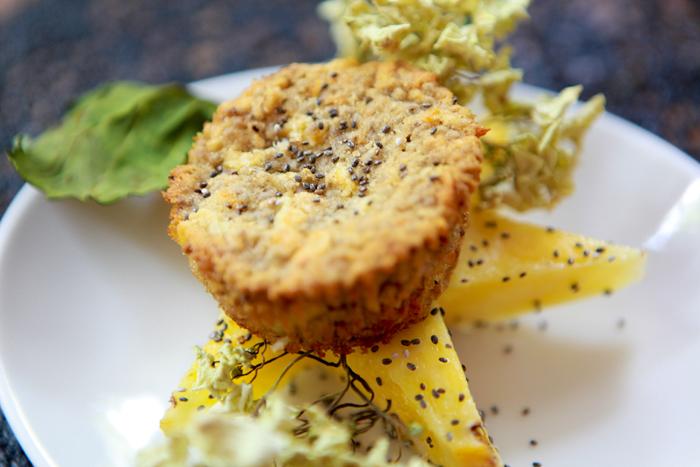 Pina Colada MuffinsVegan Recipe00