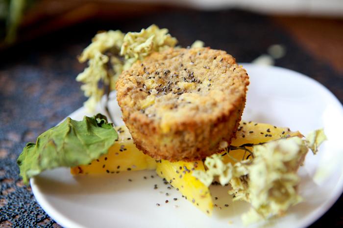 Pina Colada MuffinsVegan Recipe08