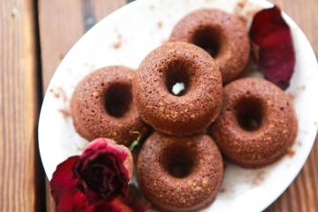 Brownie DonutsVegan Recipe02