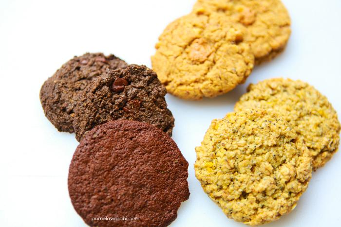 5 Favorite CookiesVegan Recipe01
