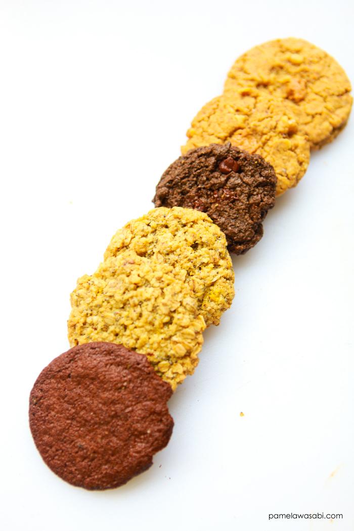 5 Favorite CookiesVegan Recipe02
