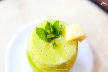Avocado Mint SmoothieVegan Recipe00