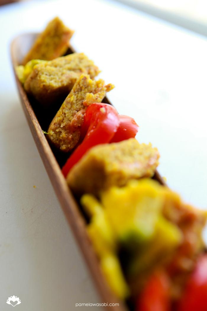 Vegan Corn Arepas #vegan #glutenfree #pamelawasabi02