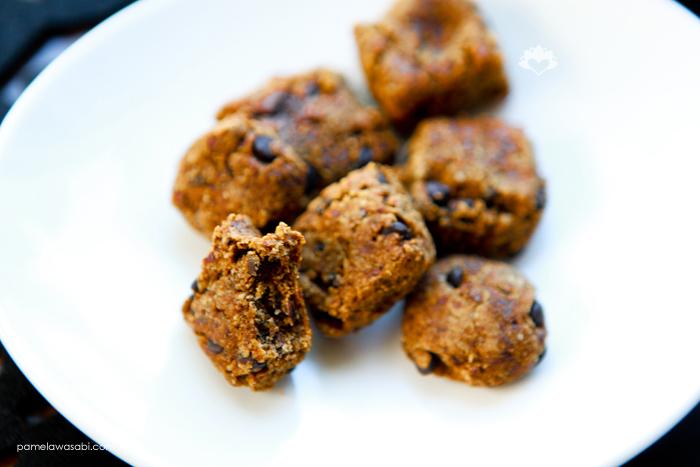 Pumpkin Cookies #vegan #glutenfree #pamelawasabi_00