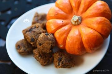 Pumpkin Cookies #vegan #glutenfree #pamelawasabi_01