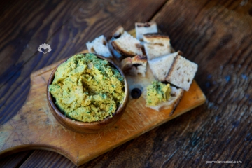 Spinach Hummus #vegan #glutenfree #pamelawasabi_00