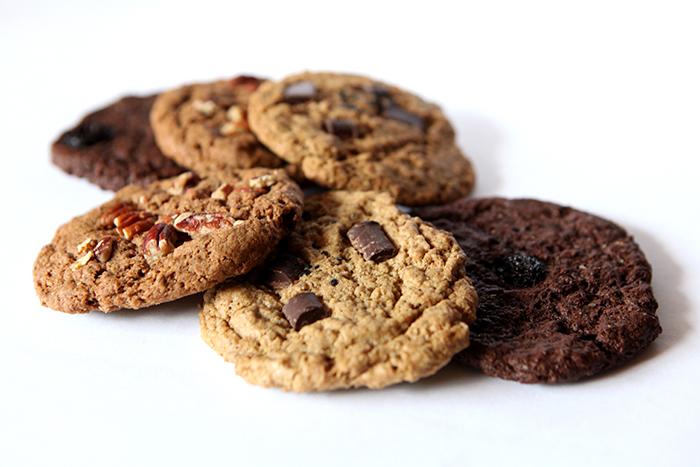 Baked Goods Cookies, Combined 3- Pamela WasabiVegan, Gluten Free06