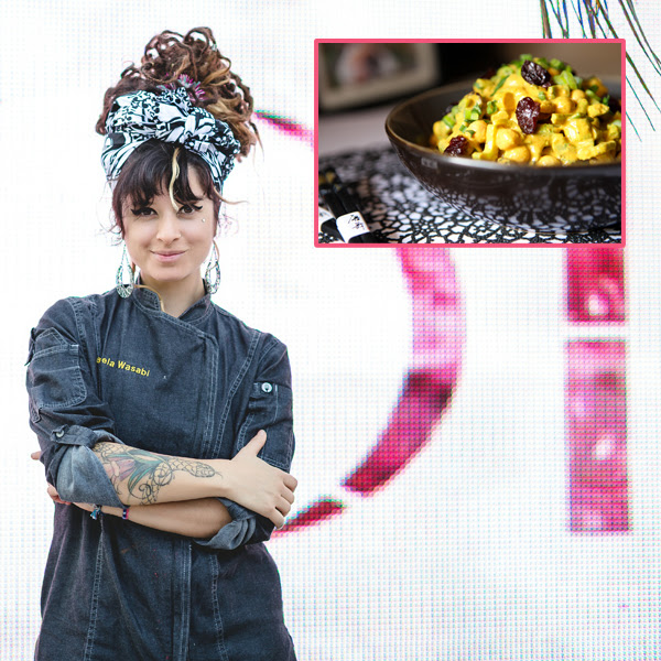 Nourished Cooking Classe Pamela Wasabi