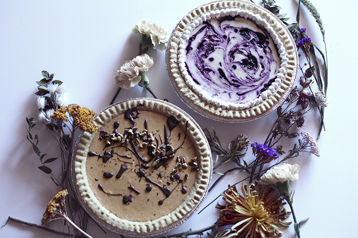 Holiday Pies by Pamela WasabiVegan, Gluten Free02 copy